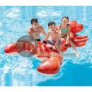 nagyker Kültéri játékok: átfedő óriás felfújható homár fogantyúval