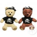 plush pirate bear mix