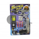 wholesale Toys: Police set super Gun Accessories