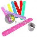 Armband mix fluorescerende clap