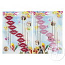 wholesale Pictures & Frames: set of 8 wand mouths sequined mix