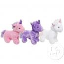 unicorn plush 20cm mix
