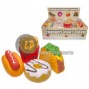 wholesale Pictures & Frames: squishy fast food anti stress mix 7x11cm