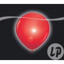 lot 5 palloncini con luce LED rosso