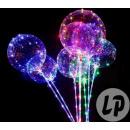 balloon bubble led luminous medusa