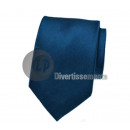 wholesale Ties:plain tie blue oil 46cm