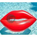 Großhandel Wassersport & Strand: roter Mund der aufblasbaren Bojendekoration 1.6m