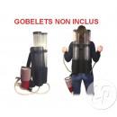 Großhandel Kopfbedeckung: dorsale  Getränkeverteiler Jetpack 2x3l