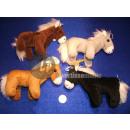 małe nadziewane 12cm konia