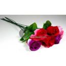 ft artificial rose flower 45cm