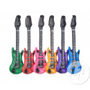 wholesale Skirts: Guitar inflatable  rock & roll 1m mix