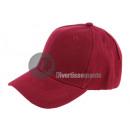 Großhandel Kopfbedeckung:Burgunder Hutmode