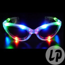 Großhandel Brillen:transparente LED-Brille