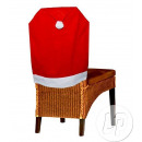 copertura della sedia di Natale