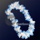 ingrosso Gioielli & Orologi: Collana 120  millimetri Tahiti nuovo blu e bianco