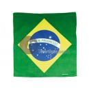 Brasilien-Flagge Bandana