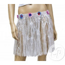 wholesale Skirts: 40cm white short skirt tahiti
