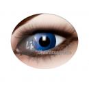 Dark blue Kontaktlinsen uni