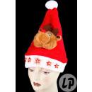 Plüsch Hut Weihnachten und Rentiere 5 Sternen