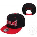 Großhandel Kopfbedeckung: miami Hysteresenhut Black & Red