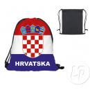 groothandel Rugzakken:rugzak Kroatië 30x38cm