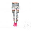 Großhandel Hosen: bunte Patchwork legging Hosen