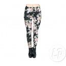 Großhandel Hosen:Hosen legging Blumen
