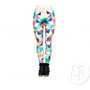 clown pants legging