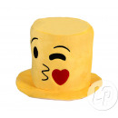 sombrero de carnaval abrazó émoticone