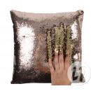 wholesale Cushions & Blankets: Pillow mermaid copper / gold 38cm