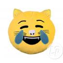 nagyker Kert és barkácsolás: Párná emoticon döglött macska nevetés 33cm