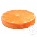 wholesale Cushions & Blankets: Pillow round slice of orange 35cm