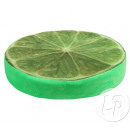 wholesale Cushions & Blankets: Pillow round slice of lime 35cm
