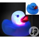 groothandel Sport & Vrije Tijd: drijvende eend blauw LED-licht 4cm