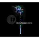 unicorn balloon led luminous medusa 1.35m