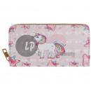 Großhandel Geldbörsen:rosa Einhorn Brieftasche