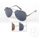grossiste Lunettes de soleil: lunettes de soleil pilote aviateur v-1288