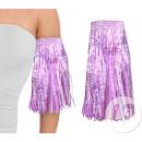 Großhandel Strümpfe & Socken: Paar rosa Bast Jacken & lila
