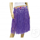 grossiste Jupes: jupe longue tahiti lila 60cm