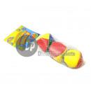 Lotto 3 palle giocoleria cinque centimetri