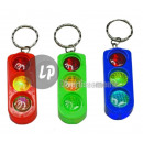 wholesale Office Furniture: key ring luminous traffic lights mix