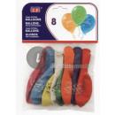 groothandel Sport & Vrije Tijd: set van 8  ballonnen  gelukkige ...