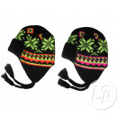 wholesale Pictures & Frames: Peruvian hat with orange & pink flakes