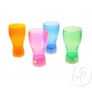 groothandel Lampen: soda glas licht 15cm LED-kleur mix
