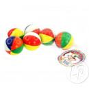 Set of 3 juggling balls 7cm
