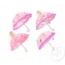Großhandel Regenschirme: Princess Regenschirm 70cm mix