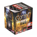 wholesale Fireworks: battery 19 starts 30 seconds Gothic lights