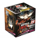 wholesale Fireworks: battery 20 starts 40 seconds xxl buffalo bill