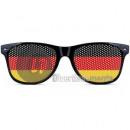 Deutschland Brille Raster