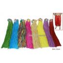 wholesale Skirts: pink raffia skirt 80cm Tahiti